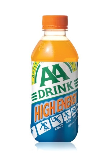 AA drink orange